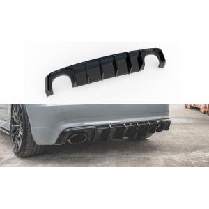 Maxton Arrière Diffuseur Noir Plastique ABS Audi RS3-76924