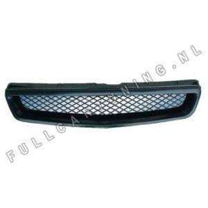 ABS Dynamics Grille Type R Style Noir Plastique ABS Honda Civic Facelift-30295