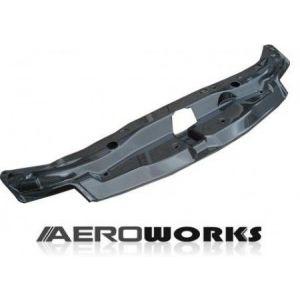 AeroworkS Cache Radiateur de Refroidissement Carbone Honda Civic-30634