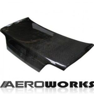 AeroworkS Coffre Carbone Nissan Skyline-30591