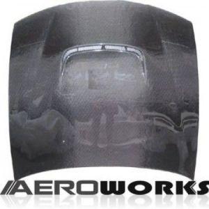 AeroworkS Capot JS Style Carbone Nissan S14-30611