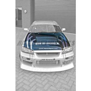 AeroworkS Capot NS-M Style Carbone Nissan Skyline-30617