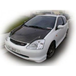 AeroworkS Capot OEM Style Carbone Honda Civic-30623