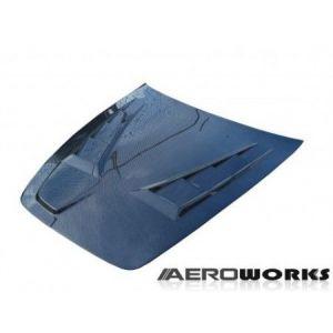 AeroworkS Capot Mugen Style Carbone Honda S2000-30615