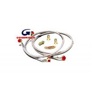 Goodridge Avant Durites de Freins Acier Inoxydable Honda Prelude-37278