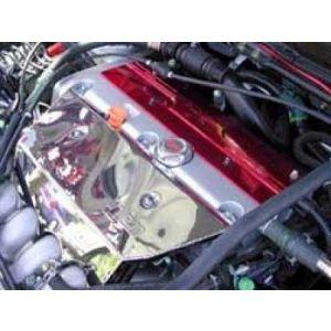 Injen Cache Collecteur Usiné Honda Civic,Integra-37980