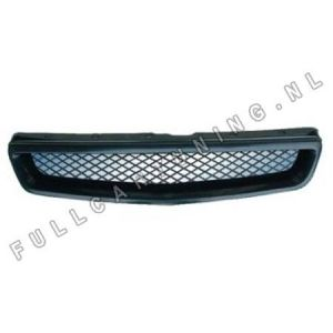 ABS Dynamics Grille Type R Style Noir Plastique ABS Honda Civic Pre Facelift-30294