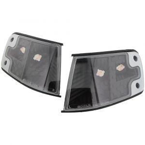 Sonar Veilleuses Fond Noir Honda CRX Pre Facelift-35093
