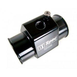 D1 Spec Support de Sonde d'Eau Noir Aluminium-35457