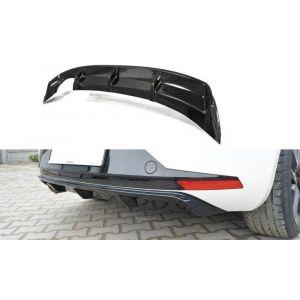 Maxton Arrière Diffuseur Noir Plastique ABS Seat Leon-77179