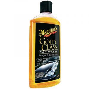 Meguiars Nettoyant Voiture Gold Class Shampoo & Conditioner 437ml-39044