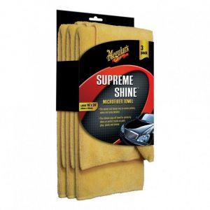 Meguiars Micro Fibre Supreme Shine-39086