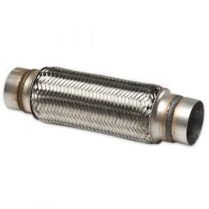 SK-Import Tuyau Flexible 63.5mm Acier Inoxydable-56137-2.5