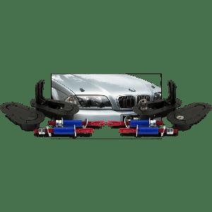 Aerocatch Attaches Capot Avec Verrouillage Plastique ABS-50102