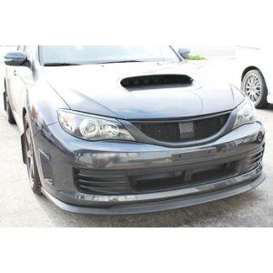 ABS Dynamics Grille STI CS Style Noir Plastique ABS Subaru Impreza-43560