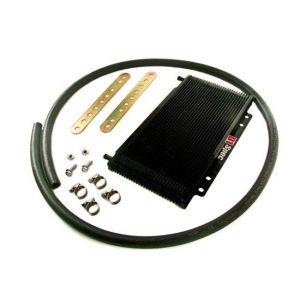 D1 Spec Kit Radiateur Boite Automatique Noir 17 Rangées Aluminium-44999