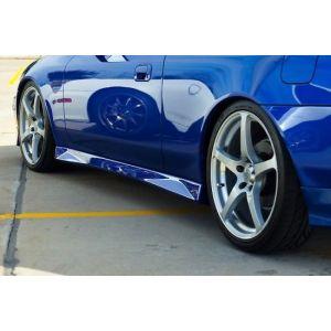 PU Design Jupes Laterales OEM Noir Polyurethane Honda Prelude-47012