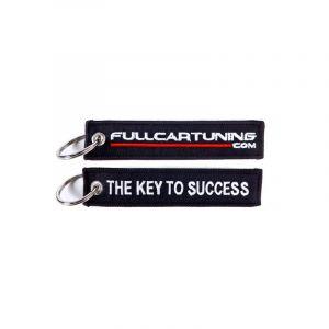 Fullcartuning Porte Clé JDM Style The Key to Succes Noir-47227