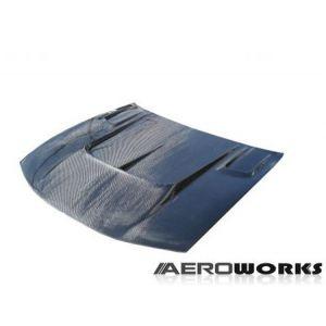AeroworkS Capot J Style Carbone Nissan S14-30610