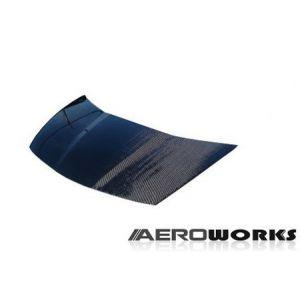 AeroworkS Capot OEM Style Carbone Honda Civic-30619