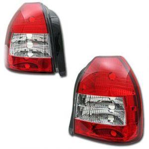 Sonar Phare Arriere Transparent Rouge Honda Civic-41047