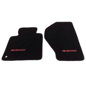 NRG Innovations Tapis de Voiture S2000 Logo Noir Honda S2000-56379
