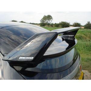 SK-Import Arrière Aileron Mugen Lame Ajustable 2 Niveaux Fibre de Verre Honda Civic-57690