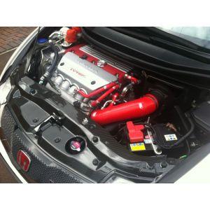 SK-Import Plaque de Di d'Air Carbone Honda Civic-57708