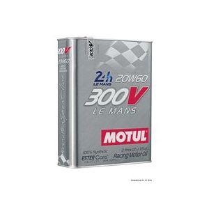 Motul Huile Moteur 300V Le Mans 2 Liter 20W-60 100 Synthétique-58897