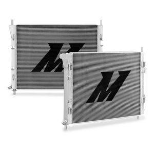 Mishimoto Radiateur Performance Argent Aluminium Ford Mustang-60772