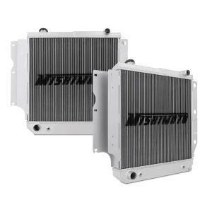 Mishimoto Radiateur Performance Argent Aluminium Jeep Wrangler-60775