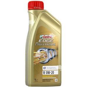 Castrol Huile Moteur Edge 1 Liter 0W-20-60822