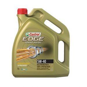 Castrol Huile Moteur Edge 5 Liter 5W-40-60828