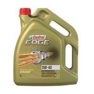 Castrol Huile Moteur Edge 5 Liter 0W-40-60832