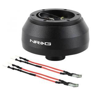 NRG Innovations Moyeu de volant Noir Aluminium Subaru,Toyota-61443