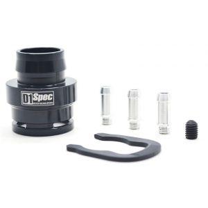 D1 Spec Adaptateur Manomètre Noir Pour Capteur de Pression Turbo Acier Audi,Seat,Volkswagen-62663