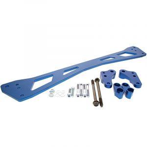 Hardrace Arrière Renfort inferieur Bleu Honda Civic,Del Sol,Integra-62770