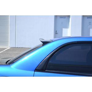 SK-Import Arrière Deflecteur de Vitre Fumé Plastique Subaru Impreza-64420