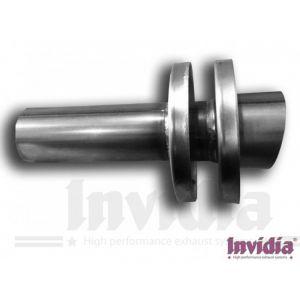 Invidia Silencieux Arriere GT300 GT350 99.3mm Acier Inoxydable-64981