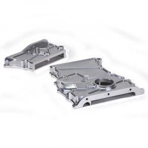 Skunk2 Cache Chaine de Distribution Argent Aluminium Honda Accord-57224