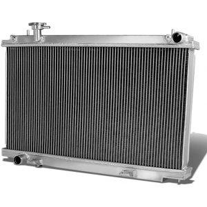SK-Import Radiateur Poli Aluminium Nissan 350Z-78631