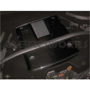 AeroworkS Cache Moteur Type II Style Carbone Nissan 350Z Facelift-30663
