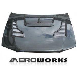 AeroworkS Capot TRC Style Carbone Subaru Impreza-30585