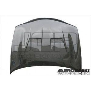 AeroworkS Capot XT Style Carbone Mitsubishi Eclipse-30575