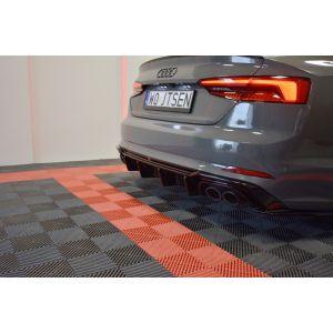 Maxton Arrière Diffuseur Noir Plastique ABS Audi S5-76865