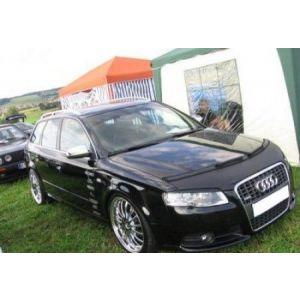 Masterbra Couvre Capot Noir Vinyle Audi A4-41403