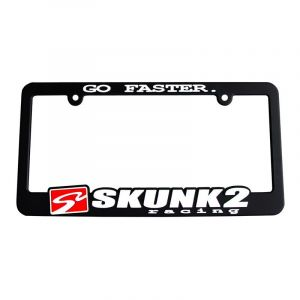 Skunk2 Support Plaque d'Immatriculation Go Faster-57234
