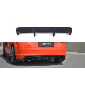 Maxton Arrière Diffuseur Noir Plastique ABS Audi TT-76867