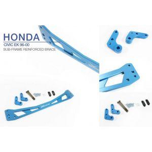 Hardrace Renfort inferieur Bleu Honda Civic-64457