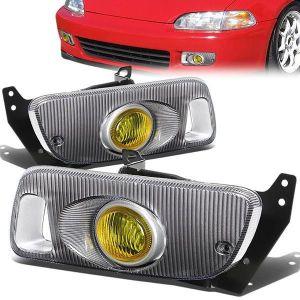 SK-Import Anti-Brouillard Jaune Honda Civic-79480